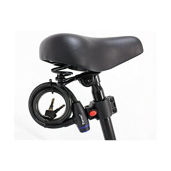 ジェフリーズ 自転車 折りたたみ自転車 20イ...の紹介画像6