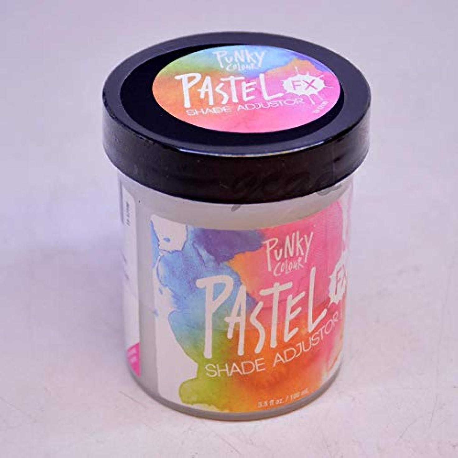 リーン気晴らし準備ができてJEROME RUSSELL Punky Color Semi-Permanent Conditioning Hair Color - Pastel FX Shade Adjuster (並行輸入品)