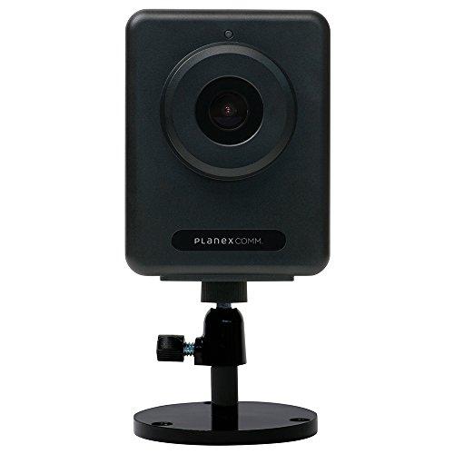 PLANEX ネットワークカメラ スマカメ アウトドア 防雨仕様・高感度CMOSセンサー搭載・マイク内蔵・スピーカー出力端子付き・モバイルルーター対応 CS-QR300