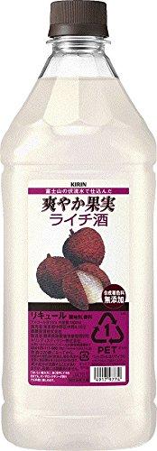 キリン 爽やか果実 ライチ酒 1.8L 1本
