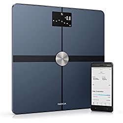 Nokia Body+ Black - Body Composition Wi-Fi Scale