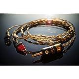 Whiplash Audio TWAU v3 Sennheiser 交換用アップグレード・ケーブル◆HD650, HD600, HD25-1:2対応◆国内正規品◆