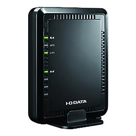 I-O DATA IEEE802.11n/g/b準拠 300Mbps(規格値) 無線LAN中継機 WN-G300EX