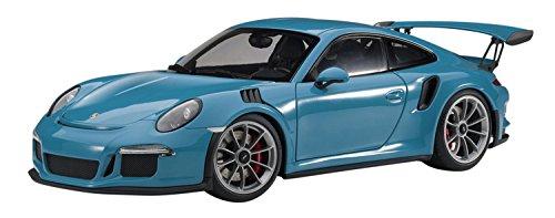 AUTOart 1/18 ポルシェ 911 (991) GT3 RS スカイブルー 完成品