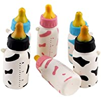 Serzul Squeeze Jumbo Stress Stretch Soft Yoghurt Bottle Scented Slow Rising Toys Gifts