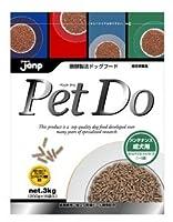 ジャンプ 自然派醗酵フード ペットドゥ 成犬用(メンテナンス) 3kg×4個 計12㎏/1ケース