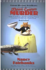 Three-course Murder Paperback