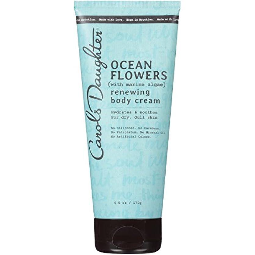 属性文字ブランチキャロルズドーター Ocean Flowers Renewing Body Cream 170g/6oz並行輸入品