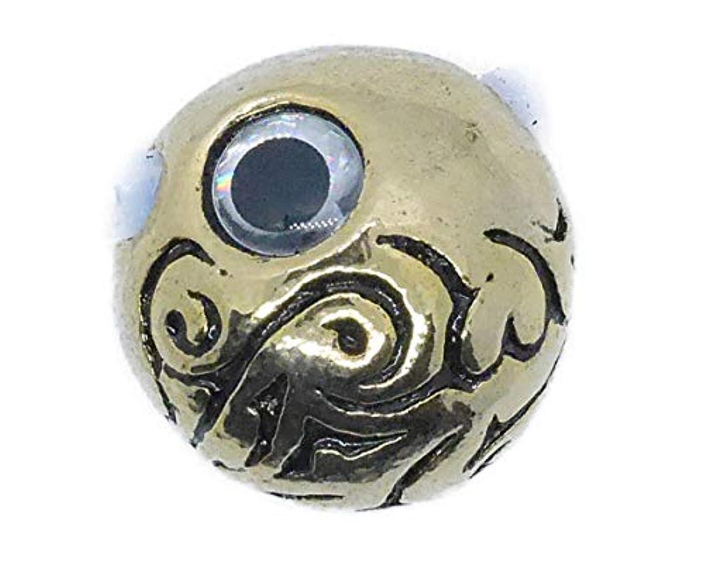 掘るメトリックバラバラにするマダイダマ タイラバ(鯛ラバ) 60g ゴールド