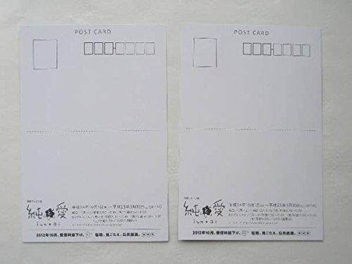 NHK 純と愛 ポストカード 2枚セット 風間俊介