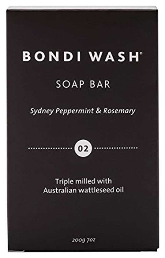 配管リム怪物BONDI WASH ソープバー(固形石鹸) シドニーペパーミント&ローズマリー 200g