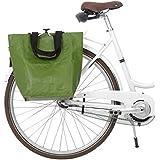 COBAGS SIMPLY GREEN 自転車用ショッピングバッグ (サイドバッグ) [シンプリーグリーン] パニアバッグ エコバッグ リアキャリア 防水 折りたたみ