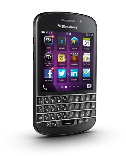 BlackBerry - Q10 SQN100-3 - Smartphone BlackBerry 10 16 Go