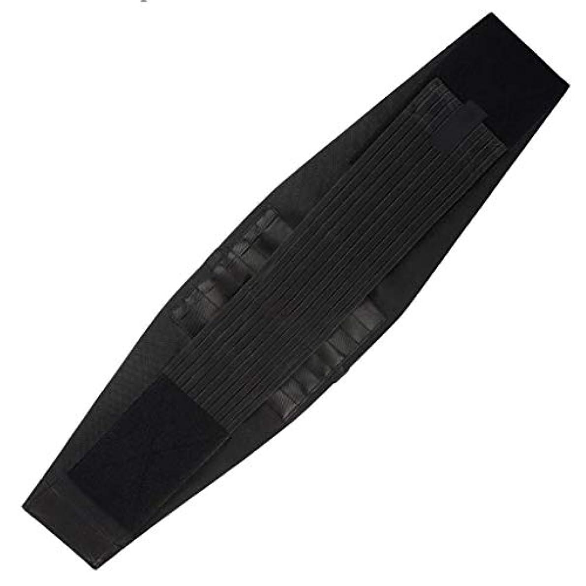 シャッフル不変見捨てられたウエストマッサージャー、エクササイズバックサポートベルト、痛み/圧力を和らげる