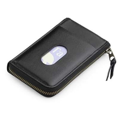 日本製 本革 パスケース 兼用 カードケース ブラック