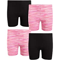 Only Girls Bike and Dance Short - Soft Touch Butter Fabric (2-Pack)
