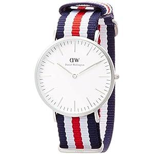[ダニエル・ウェリントン]DanielWellington 腕時計 ClassicCanterbury ホワイト文字盤 DW00100016 メンズ 【並行輸入品】