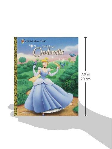 『Cinderella (Disney Princess) (Little Golden Book)』の2枚目の画像