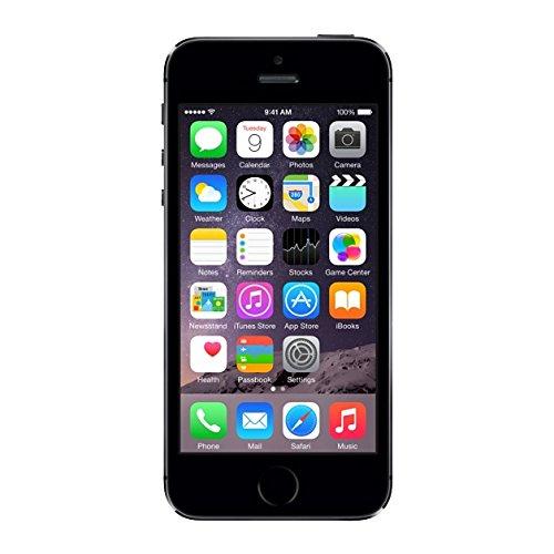 アップル iPhone 5s 32GB スペースグレー (au)