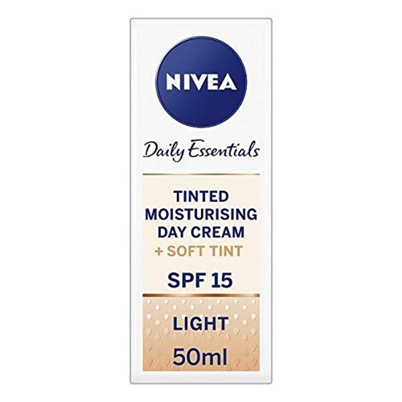 辛い寸前シチリア[Nivea ] ニベアヴィサージュ着色保湿クリームの50ミリリットル - Nivea Visage Tinted Moisturising Cr?me 50ml [並行輸入品]