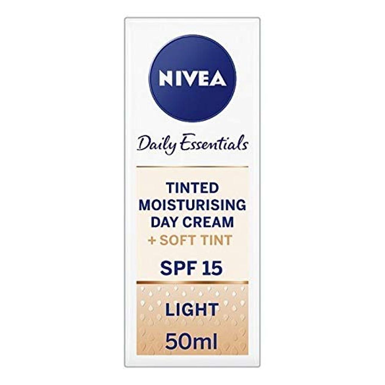 マチュピチュ並外れたマーキング[Nivea ] ニベアヴィサージュ着色保湿クリームの50ミリリットル - Nivea Visage Tinted Moisturising Cr?me 50ml [並行輸入品]