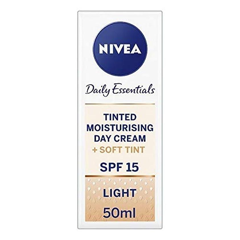 依存感心するハミングバード[Nivea ] ニベアヴィサージュ着色保湿クリームの50ミリリットル - Nivea Visage Tinted Moisturising Cr?me 50ml [並行輸入品]