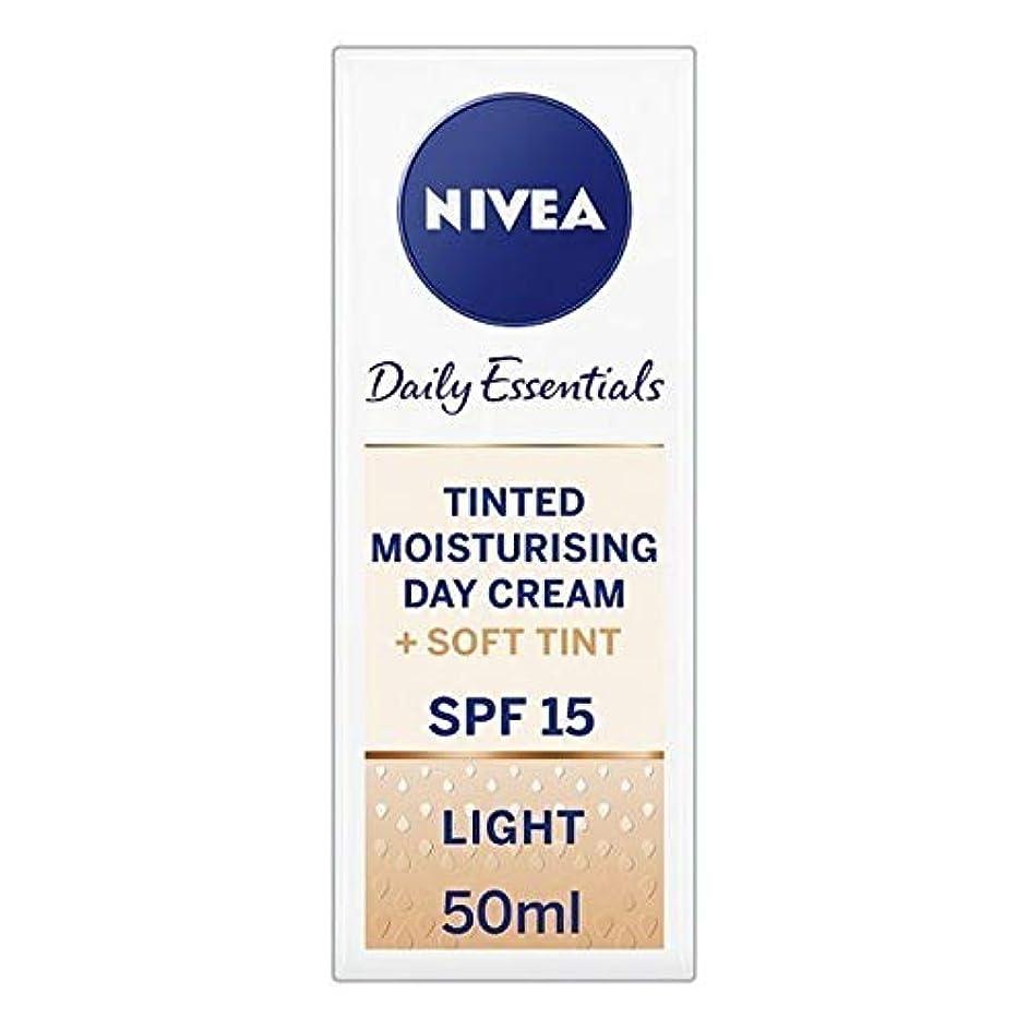 アナロジー教えてに[Nivea ] ニベアヴィサージュ着色保湿クリームの50ミリリットル - Nivea Visage Tinted Moisturising Cr?me 50ml [並行輸入品]