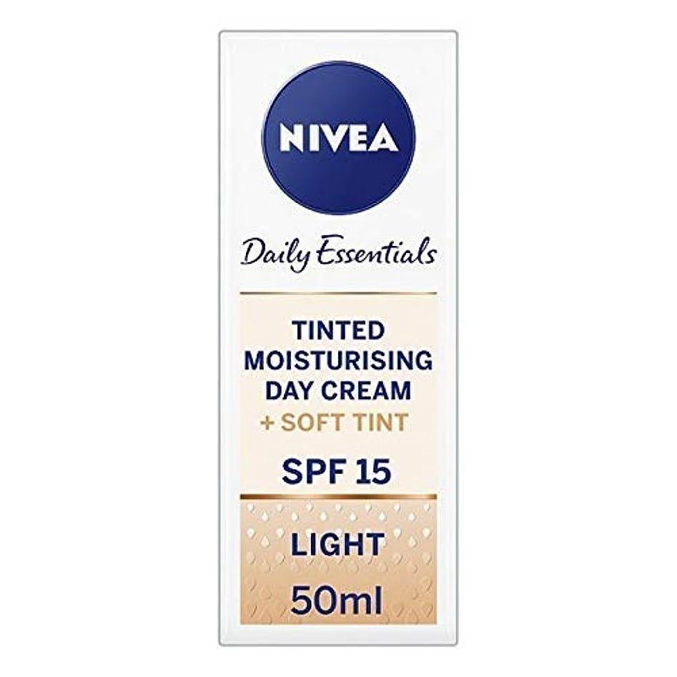 ポーン殺します薄める[Nivea ] ニベアヴィサージュ着色保湿クリームの50ミリリットル - Nivea Visage Tinted Moisturising Cr?me 50ml [並行輸入品]