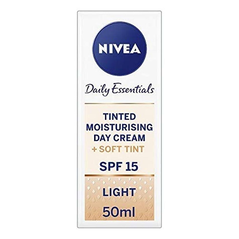 性交レジデンス豆腐[Nivea ] ニベアヴィサージュ着色保湿クリームの50ミリリットル - Nivea Visage Tinted Moisturising Cr?me 50ml [並行輸入品]