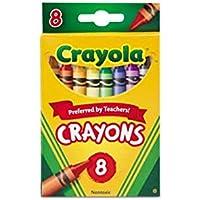 Crayola クレヨン Pack of 12