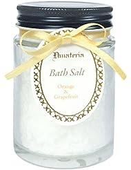 D materia バスソルト オレンジ&グレープフルーツ Orange&Grapefruit Bath Salt ディーマテリア