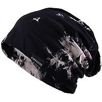 Wimdream Mens Slouchy Beanie Hat Thin Baggy Summer Skull Cap