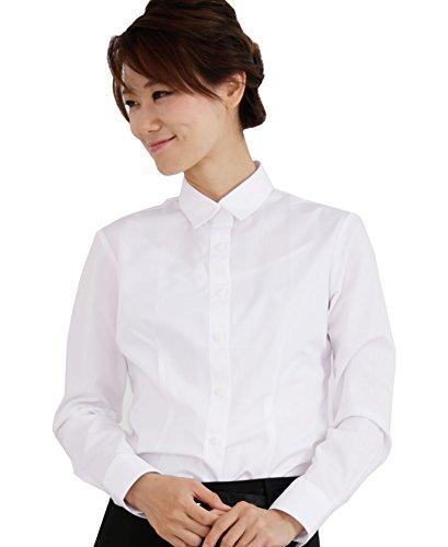 BS-shirt(ビジネスマンサポートシャツ) 長袖ブラウス レディース t1-103