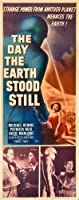 Day the Earth Stood Still The映画ポスター14x 36挿入