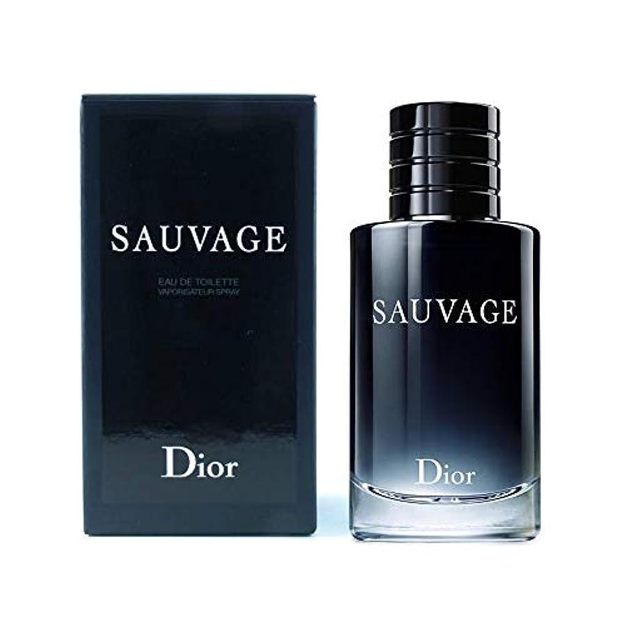 パイプ分子手順クリスチャン ディオール(Christian Dior) ソヴァージュ EDT SP 200ml[並行輸入品]