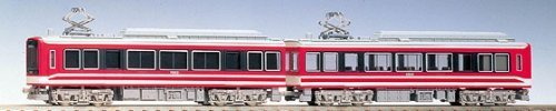 Nゲージ車両 箱根登山鉄道1000形ベルニナ号 (新塗装) 2619