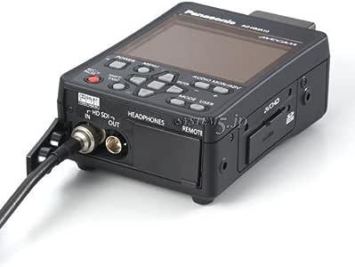 パナソニック メモリーカードポータブルレコーダー AG-HMR10A