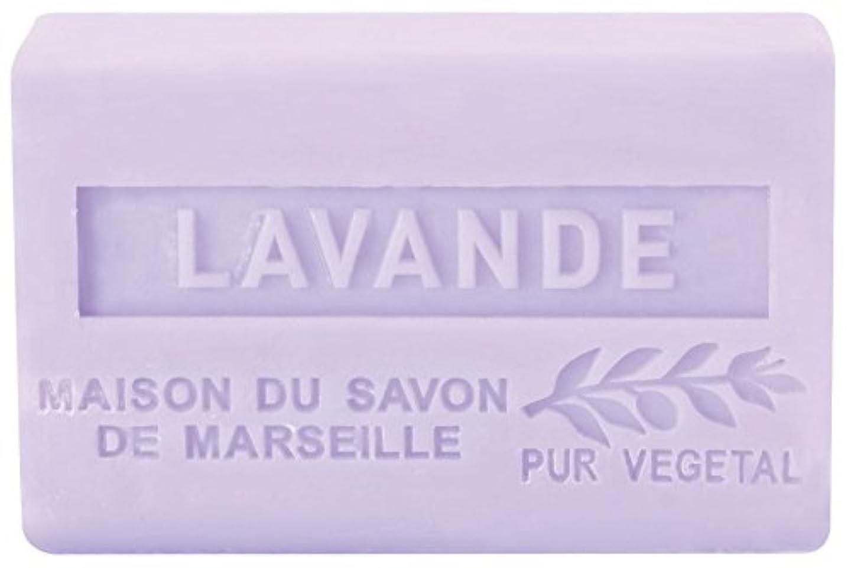 紳士気取りの、きざな貫通するまたはノルコーポレーション プロヴァンス シアバター石鹸 ラベンダー OB-PVP-2-6
