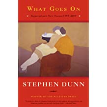 What Goes On: Selected and New Poems 1995-2009