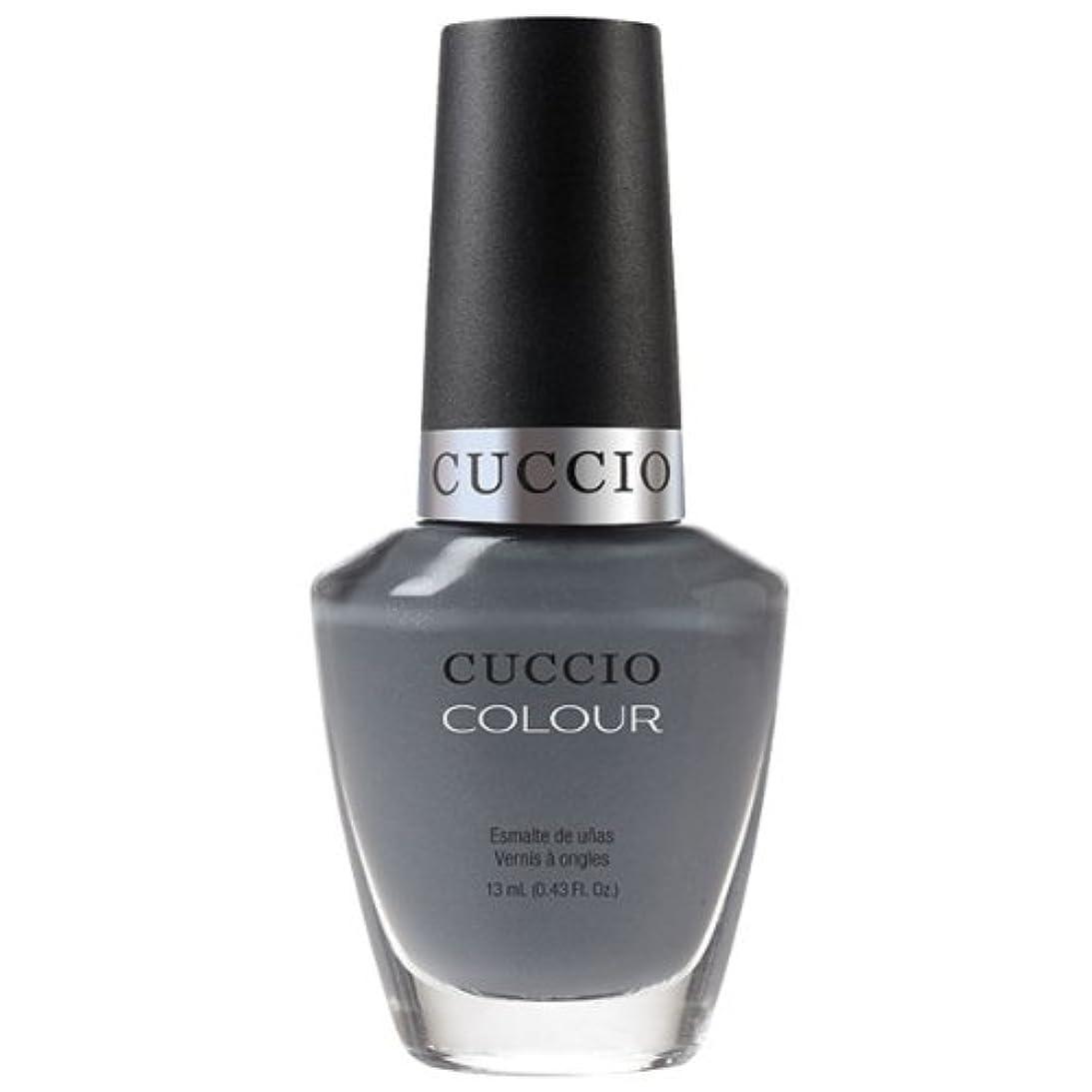 シャイ無謀帰するCuccio Colour Gloss Lacquer - Soaked in Seattle - 0.43oz / 13ml