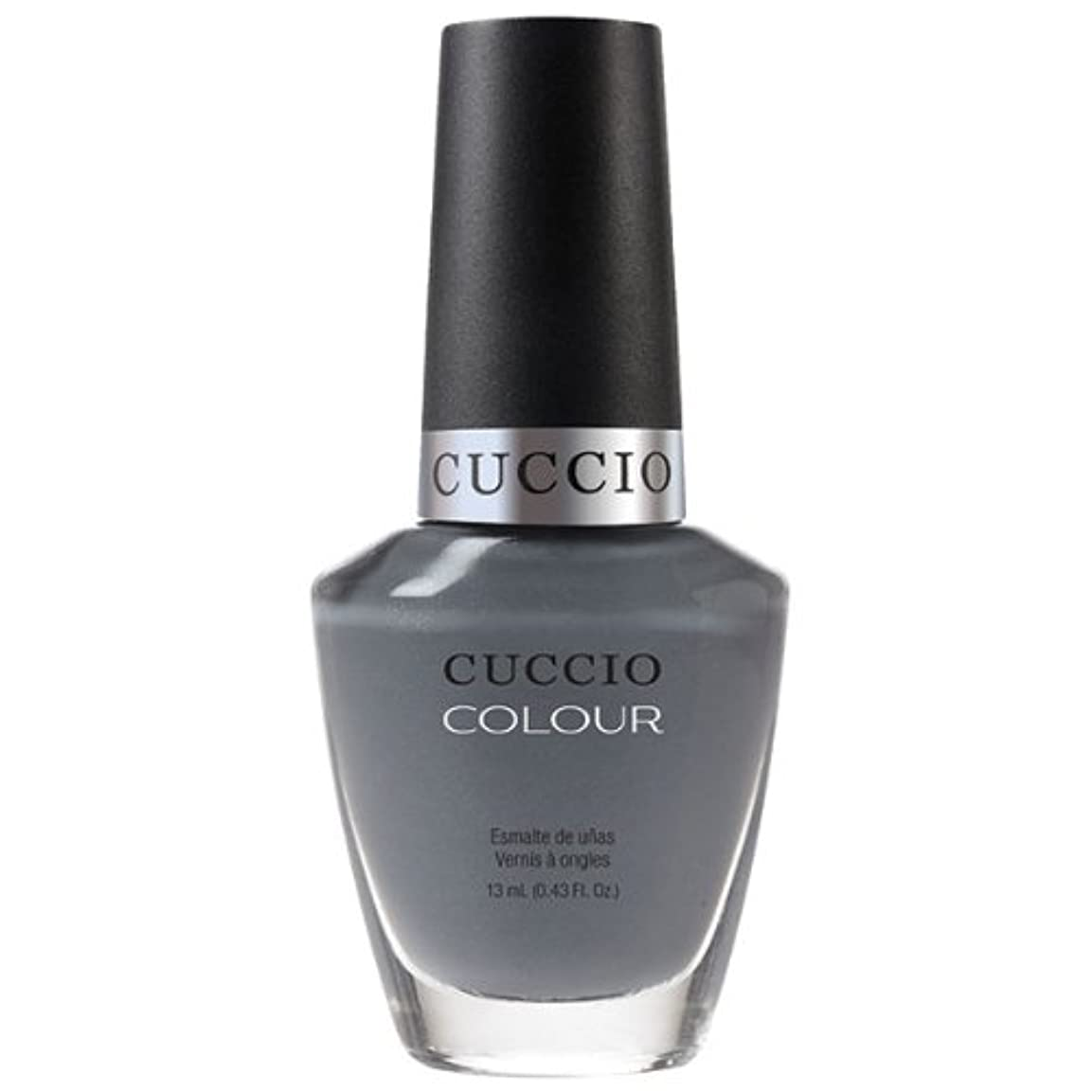 永続粘り強いホームCuccio Colour Gloss Lacquer - Soaked in Seattle - 0.43oz / 13ml