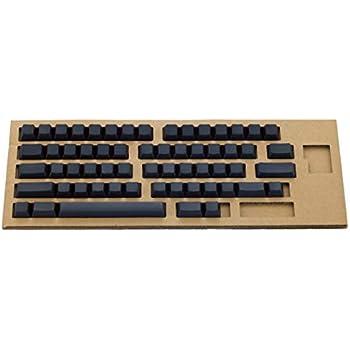 PFU キートップセット墨/無刻印 (HHKB Professionaシリーズ英語配列モデル) PD-KB400KTBN