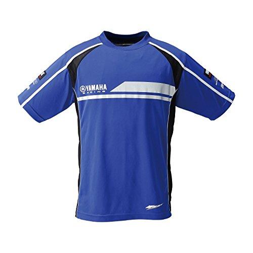 ヤマハ(YAMAHA) Tシャツ ヤマハレーシング 2017-2018 YRE15 クールマックス Tシャツ(T-shirts) XLサイズ 90792-Y062X