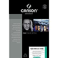 キャンソン 写真用紙 インフィニティ アルシュ アクアレル ラグ A3ノビ 25枚 6121018 【正規輸入品】