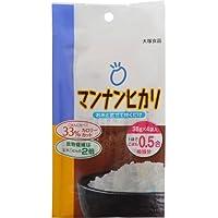 【精米】大塚食品 マンナンヒカリ スティックタイプ 152g