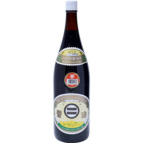 二反田醤油 ほまれ 1.8L