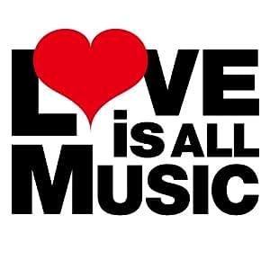 LOVE is ALL MUSIC -Indies Love Songs- vol.3