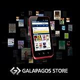 5.5型ワイド TFT  GALAPAGOS SHARP メディアタブレット レッド EB-W51GJ-R