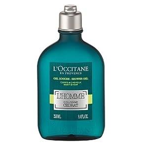 ロクシタン(L'OCCITANE) セドラオム シャワージェル 250mL