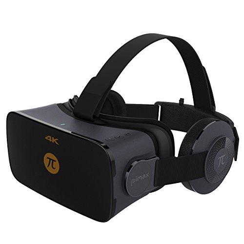PIMAX 4K 世界初の4K VRヘッドマウントディスプレイ SteamVR Oculusゲーム対応